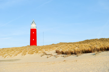 Lighthouse at the beach