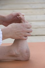 Touching Toes