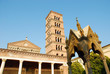 L'Abbazia di San Nilo - Grottaferrata - Roma - Italia