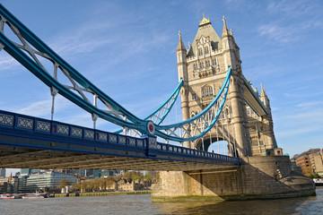 Tower Bridge, London, England, UK, Europe