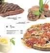 The fashionable modern menu for restaurant