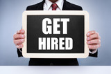 Get Hired poster