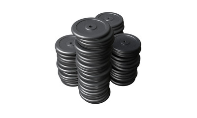 Power Dumbell Barbell