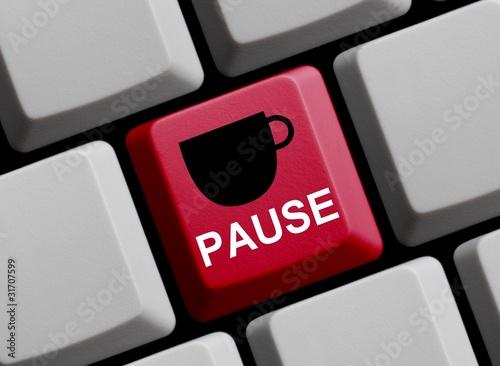 Endlich Pause - Kurz abschalten