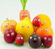 nos alliés santé : les fruits et les légumes frais