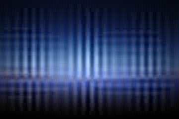 Abstract background,blu dots on a summer sunset