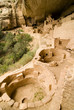 Kivas at Cliff Palace, Mesa Verde, CO.