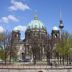 Berliner Dom & TV Tower