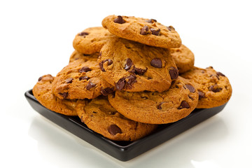 Chocolate Chip Cookies 4