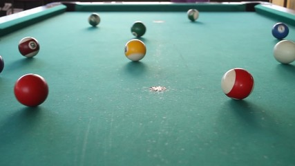 biliard pool