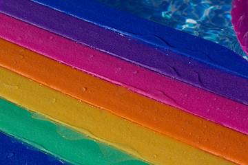 Wasserbrett im Pool
