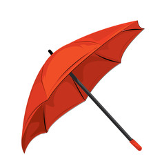 umbrella vector illustration