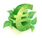 Finance durable et responsable (euro) poster