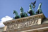 Quadriga on the Brandenburg Gate