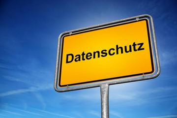 Daternschutz