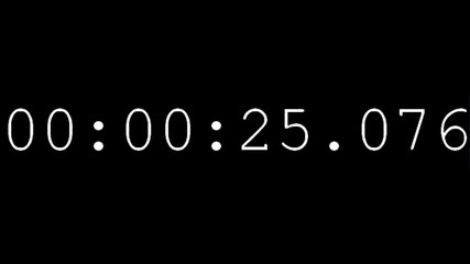 Countdown timer clock