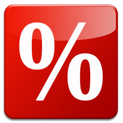 "3D effect button ""percentage"""
