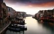 Atardecer en el Gran Canal