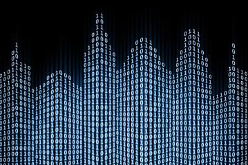 Binary digital city