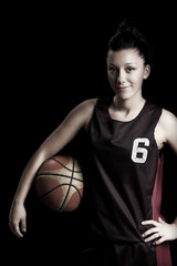 female basketball