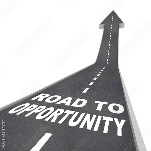 Road to Opportunity - Travel to Success and Growth
