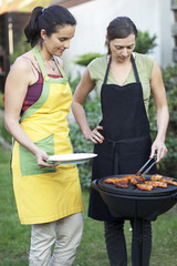 Barbecue women