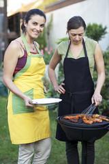 Barbecue women