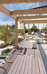 Construction terrasse et pergolas