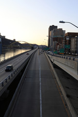 Road in Pittsburgh
