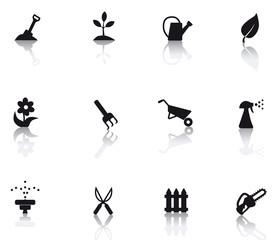 04 Gardening Icons