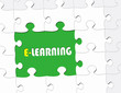 E-Learning - Modern Business Concept