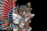 Garuda - In Bali, is believed to be the king of birds poster