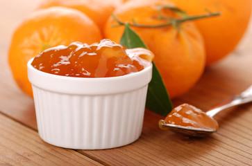 confettura di mandarino - quattro