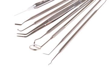 Dental surgery instruments