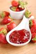 confettura di fragole - due