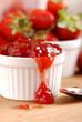 confettura di fragole - sei