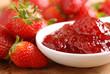 confettura di fragole - otto