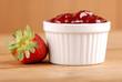 confettura di fragole - dieci