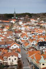 Grebbestad city