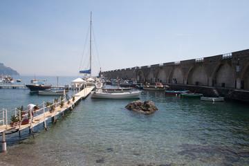 Amalfi-porticciolo