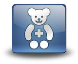 "3D Effect Icon ""Pediatrics"""