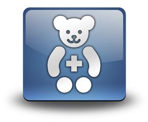 "3D Effect Icon ""Pediatrics"""