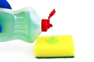 Gel Dishwashing sponge