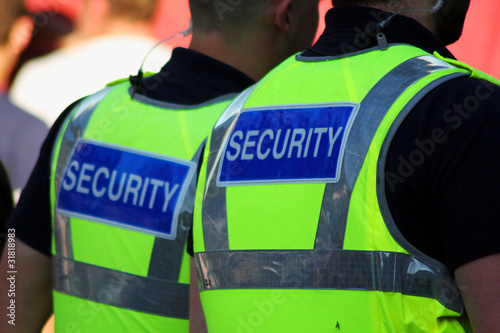 Security Guards - 31818983