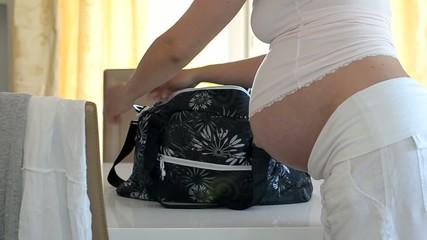 Tasche Packen