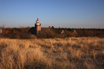 Leuchtturm Wustrow