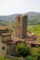 Torre dell'orologio Vicopisano Pisa