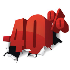 Promotions -40%
