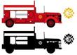Fireman transportation 9