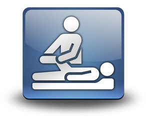 "3D Effect Icon ""Physical Therapy"""